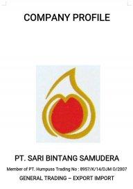 PT. SARI BINTANG SAMUDERA